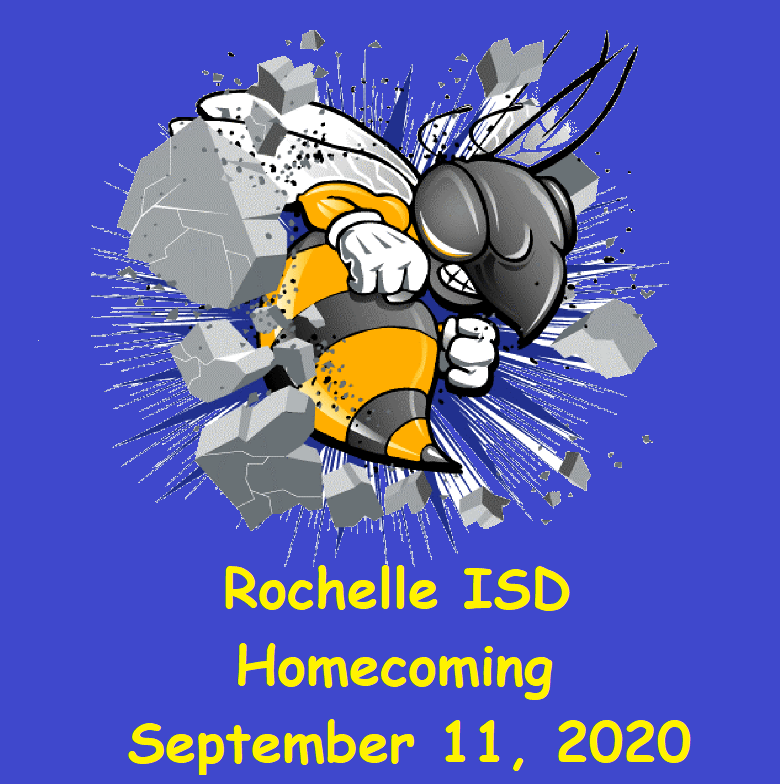 Rochelle ISD Homecoming 2020